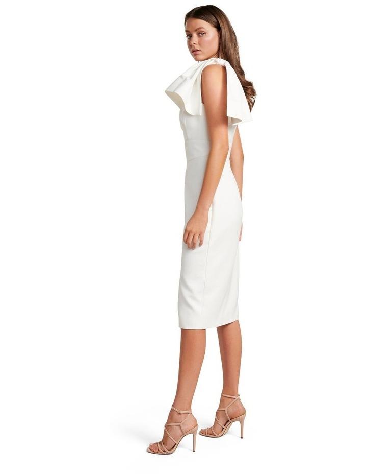Bessy One Shoulder Bow Dress image 3