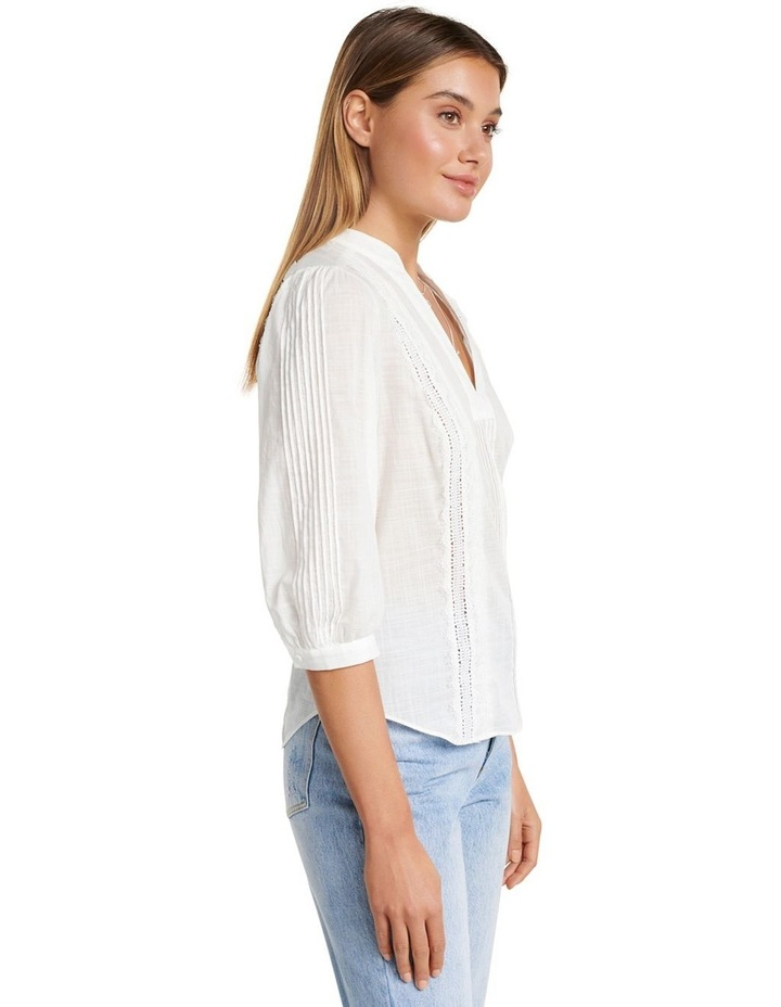 Briallyn Lace Trim Blouse image 3