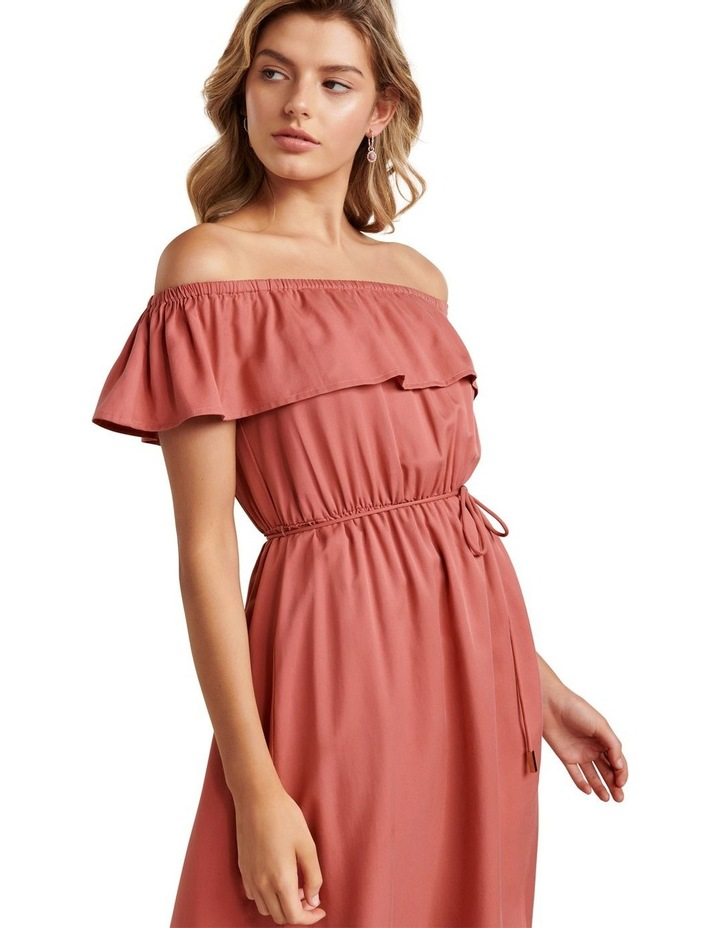 Sierra Petite Bardot Maxi Dress image 2