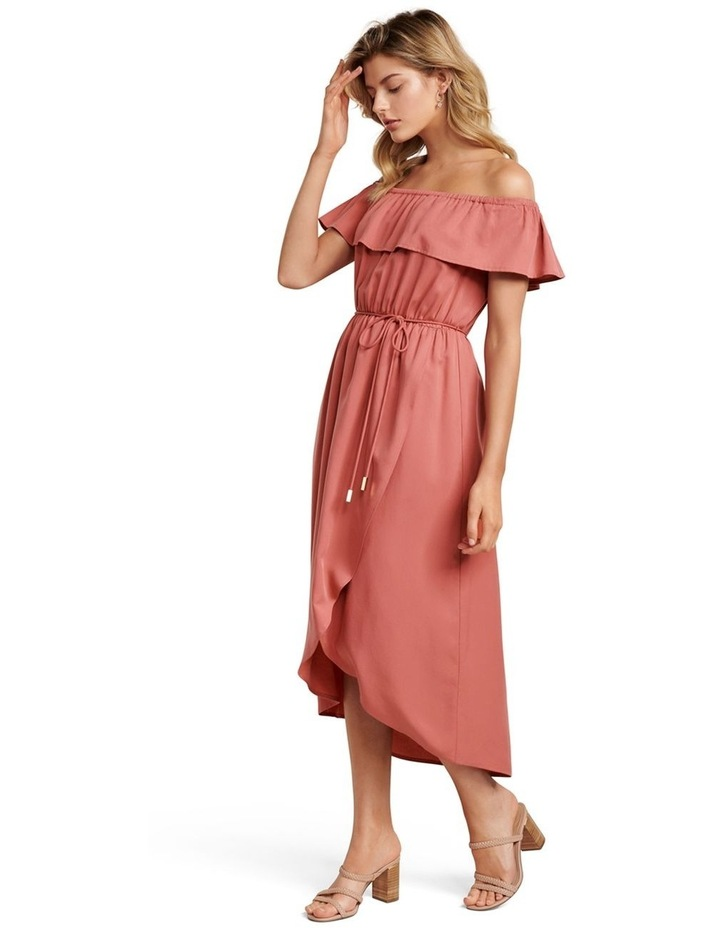 Sierra Petite Bardot Maxi Dress image 3