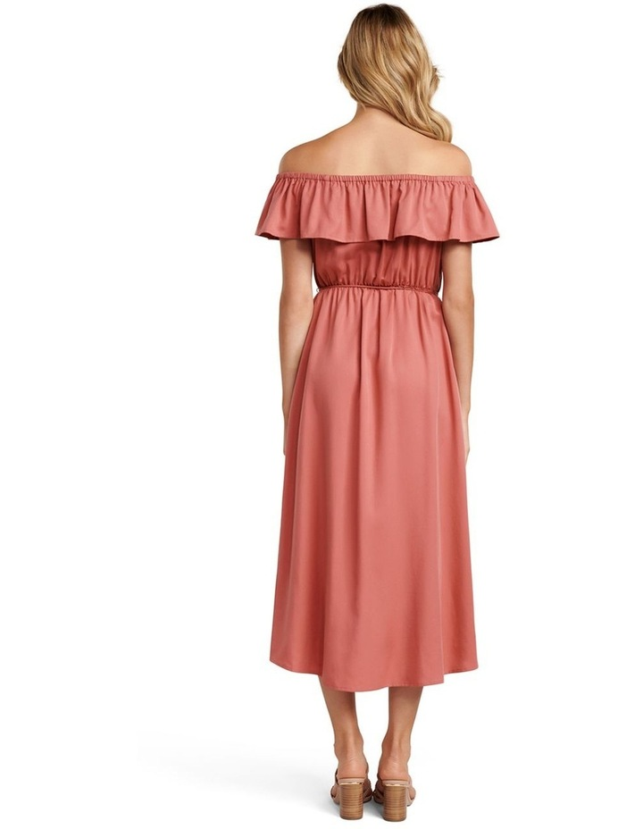 Sierra Petite Bardot Maxi Dress image 4