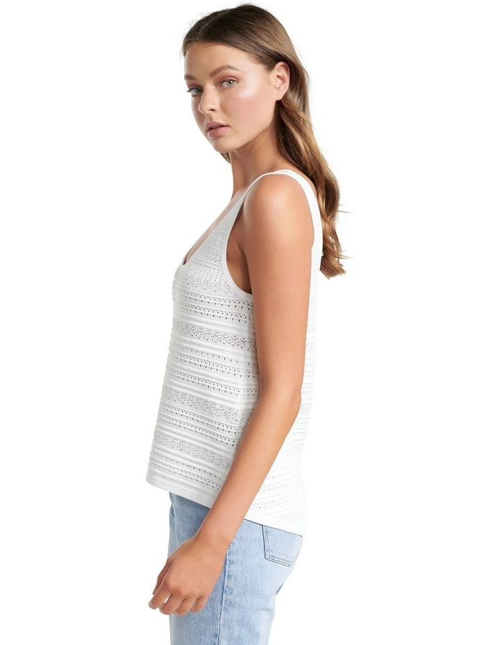 Lottie Stitch Knit Tank image 2