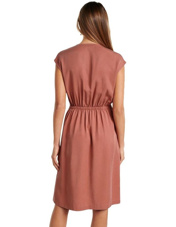 Channa Tie Detail Midi Dress image 4