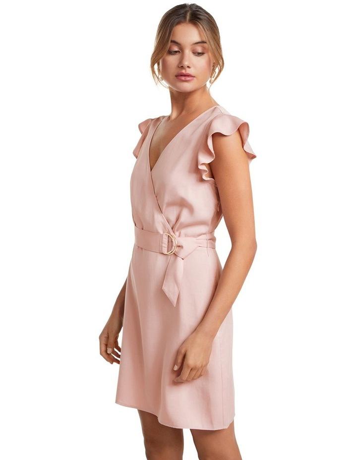 Olivia Wrap Frill Dress image 3