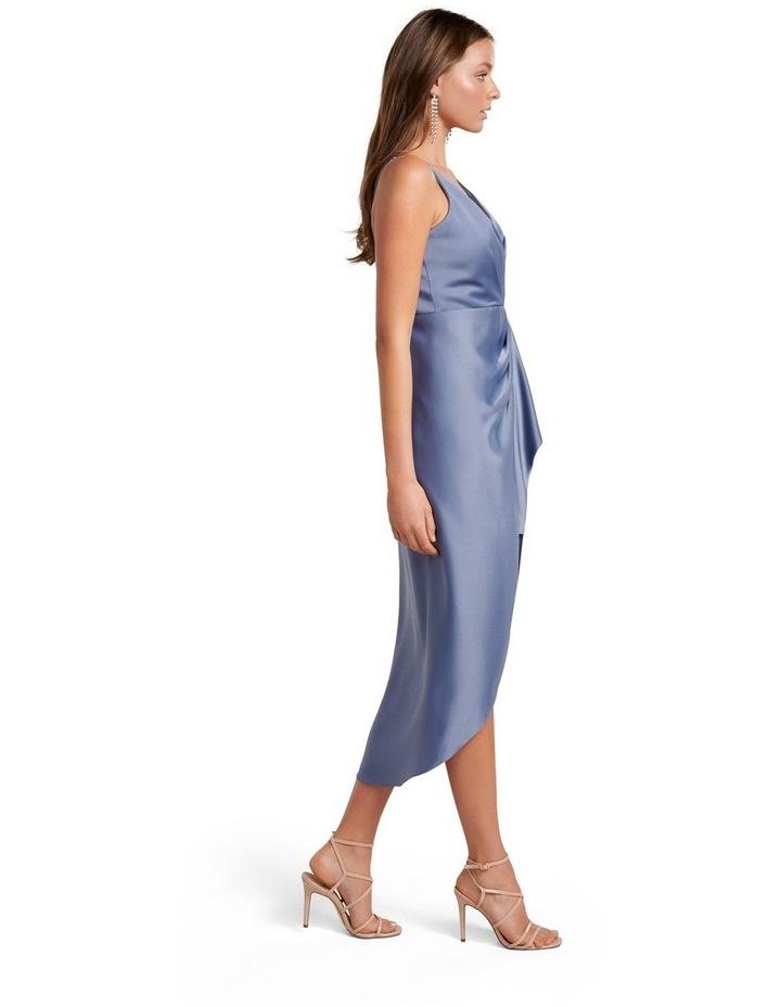 Adelina Waterfall Slip Midi Dress image 3