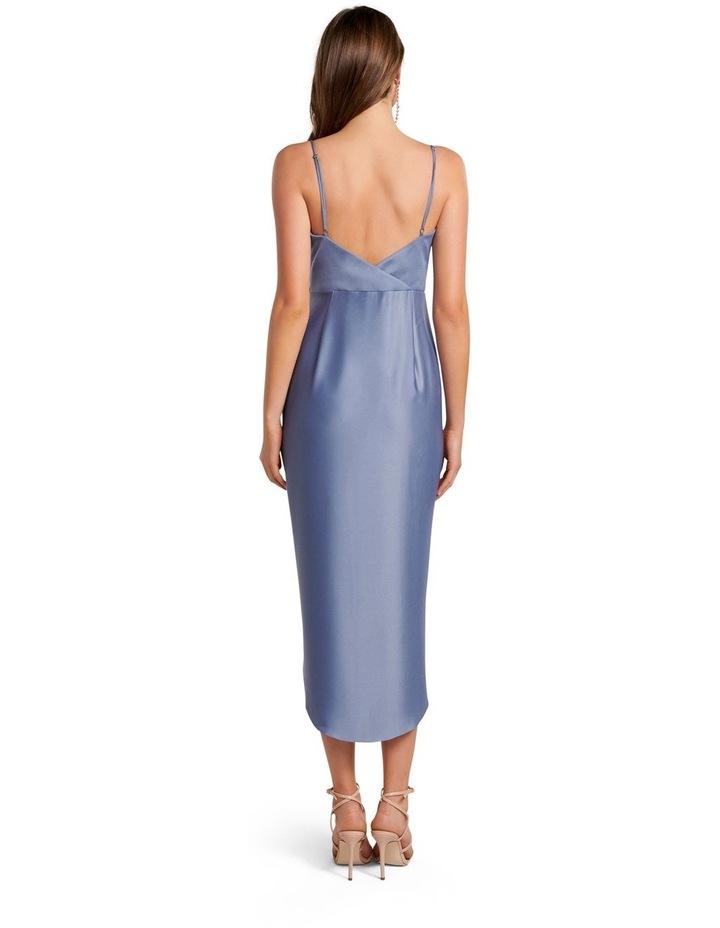Adelina Waterfall Slip Midi Dress image 4
