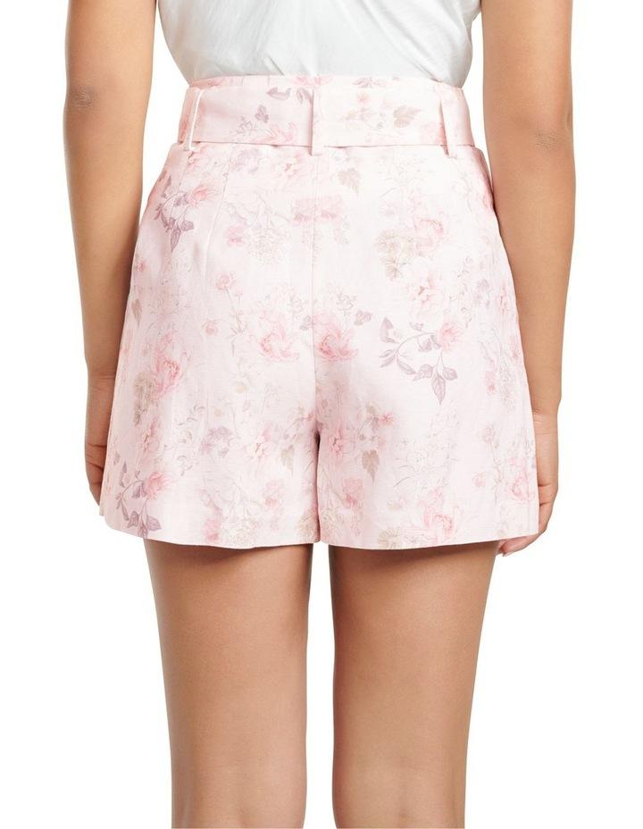Luca Linen Blend Shorts image 3