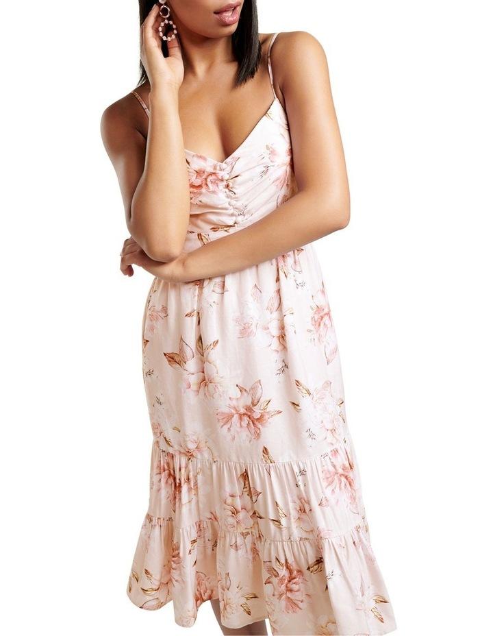 Mietta Tiered Midi Dress image 2