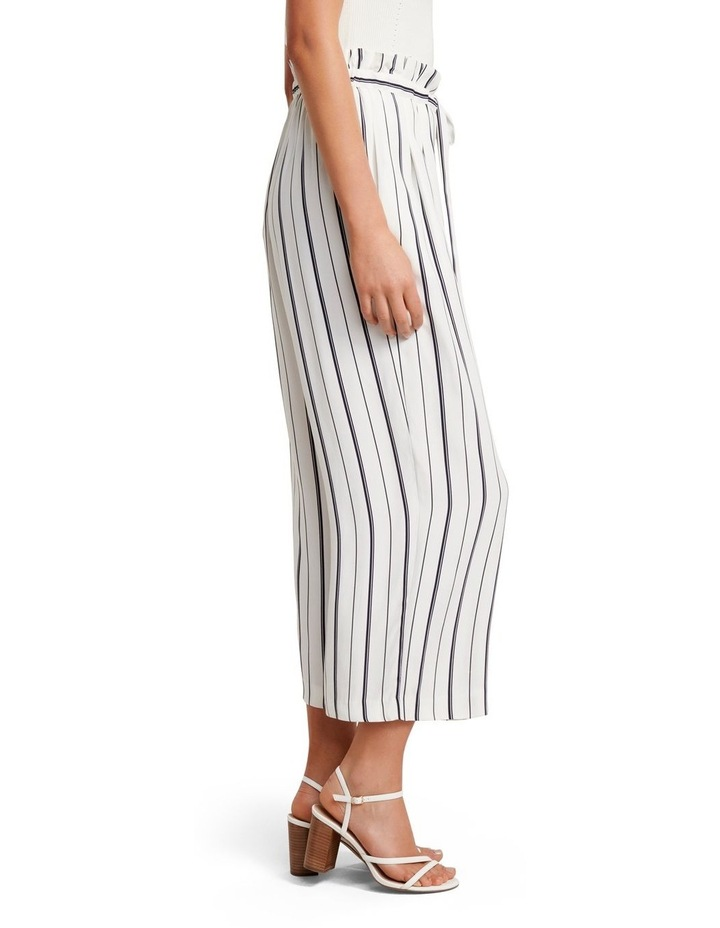 Stella Stripe Paper Bag Pants image 2