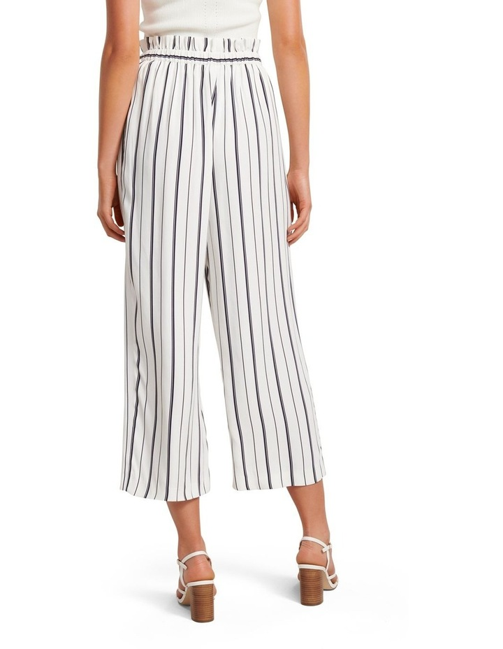 Stella Stripe Paper Bag Pants image 3