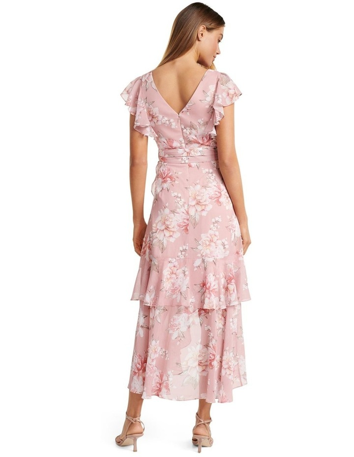 Tiffany Wrap Midi Dress image 4