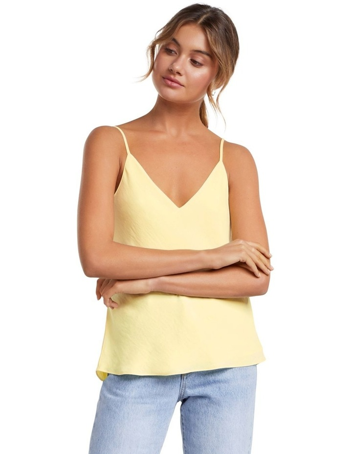 Phillipa V Neck Bias Cut Cami image 1