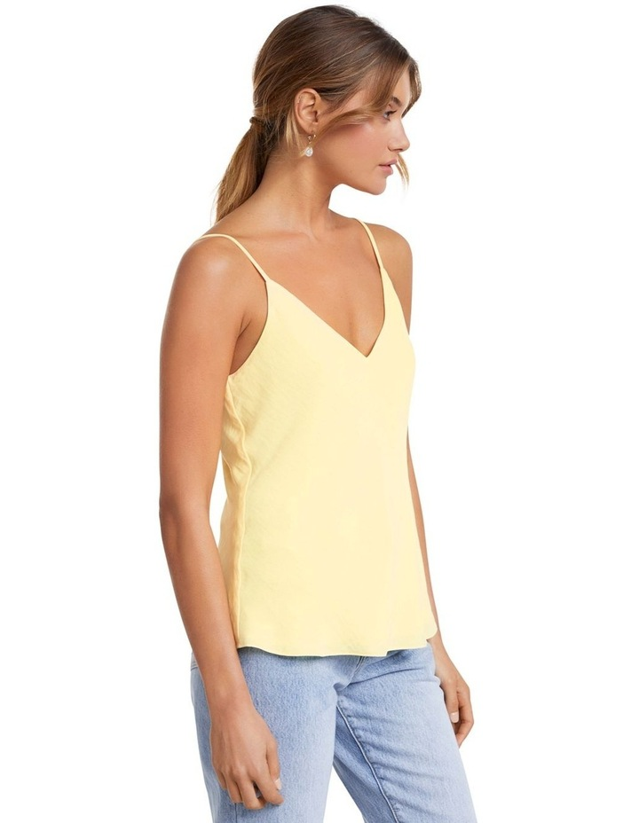 Phillipa V Neck Bias Cut Cami image 2