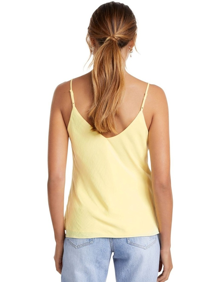 Phillipa V Neck Bias Cut Cami image 3