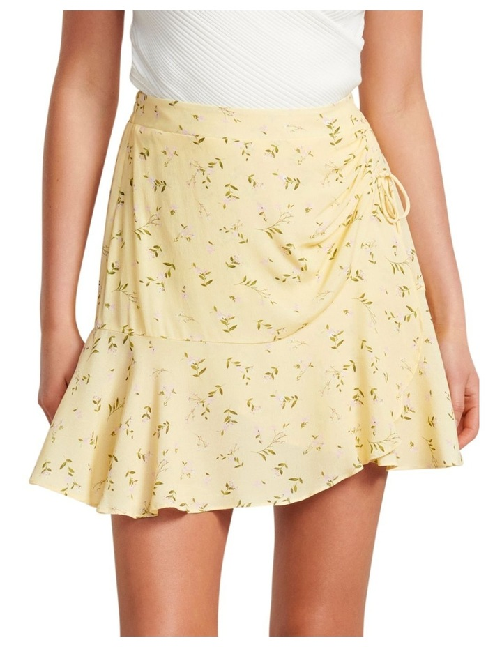Tara Elasticated Flippy Skirt image 1