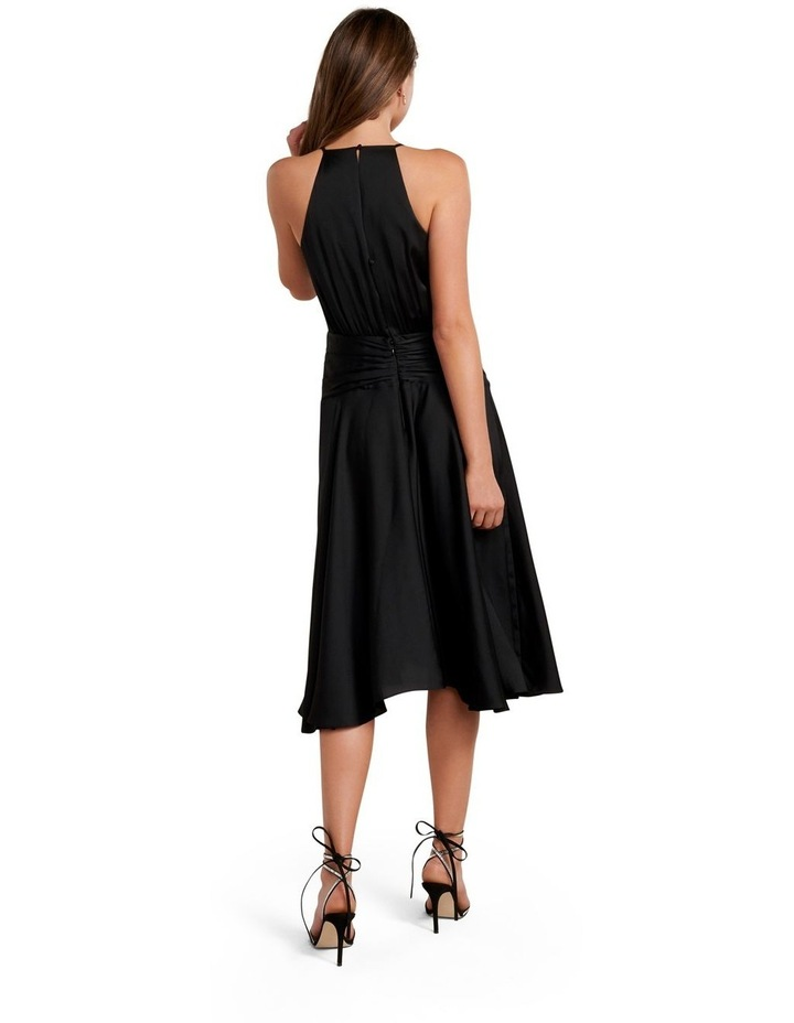 Gretchen Wrap Asymmetric Hem Maxi Dress image 4
