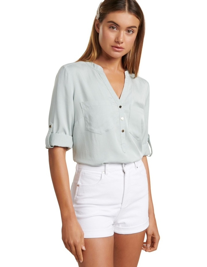 Mika Popover Roll Sleeve Shirt image 2