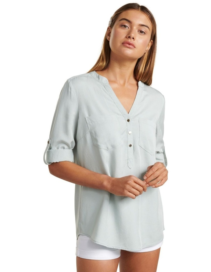 Mika Popover Roll Sleeve Shirt image 3