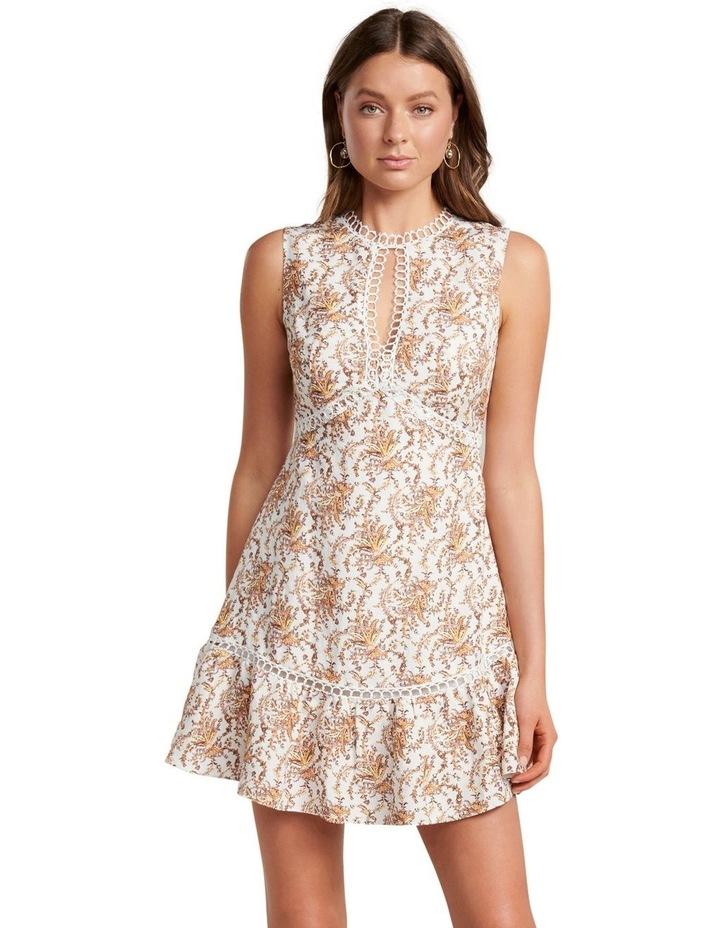 Penelope High Neck Mini Dress image 1