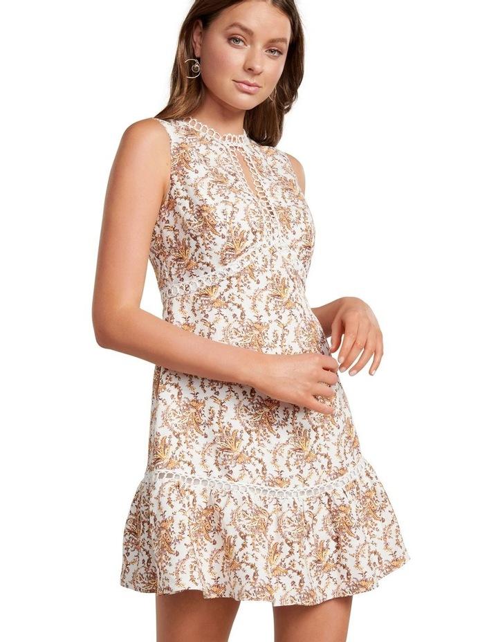 Penelope High Neck Mini Dress image 2