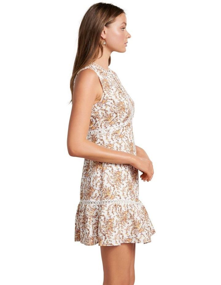 Penelope High Neck Mini Dress image 3