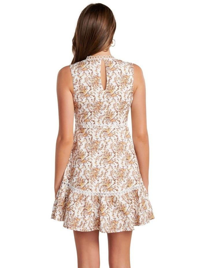 Penelope High Neck Mini Dress image 4