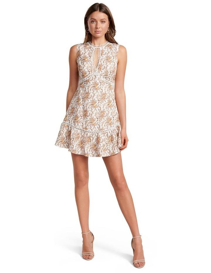Penelope High Neck Mini Dress image 5