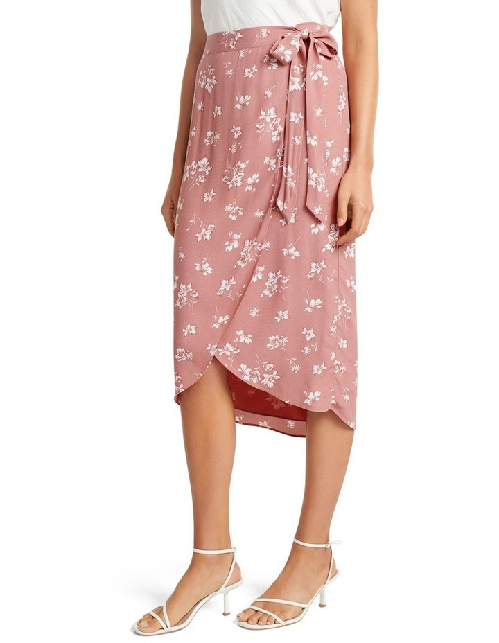 Catherine Wrap Midi Skirt image 2
