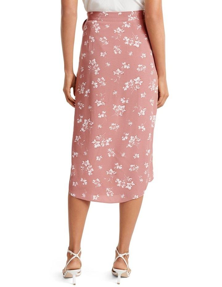 Catherine Wrap Midi Skirt image 3