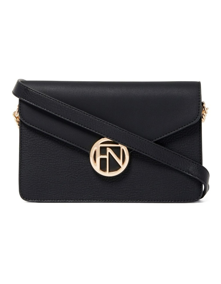 Naomi Metal Plaque Crossbody image 1