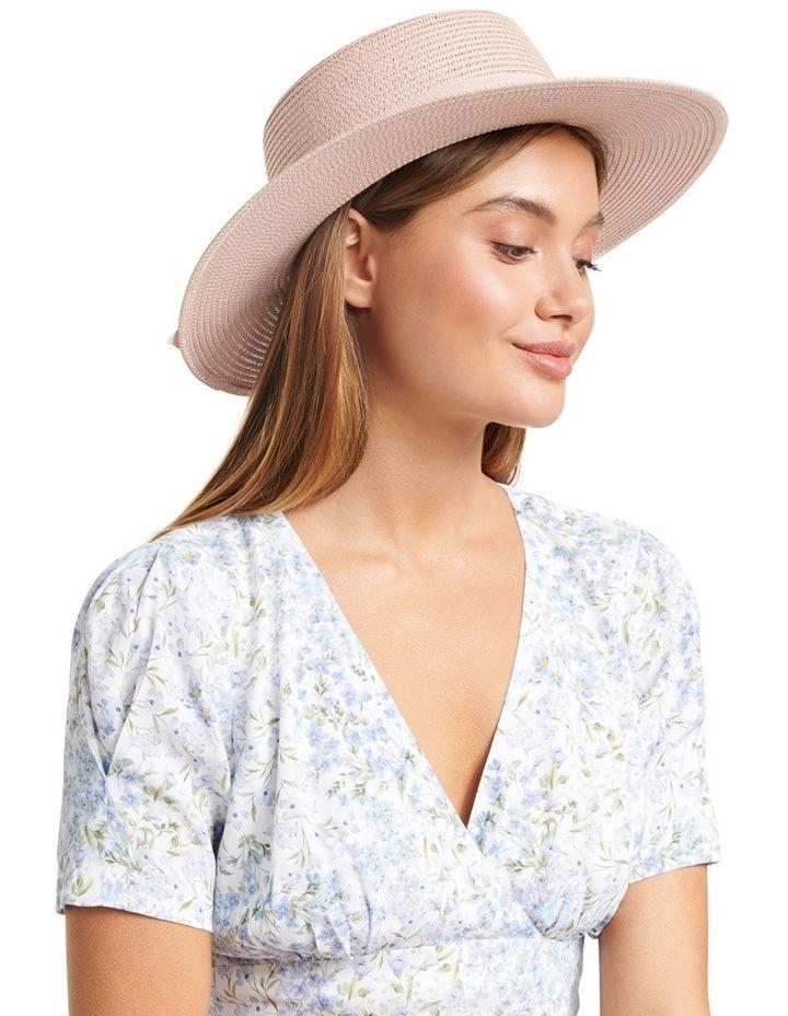 Gemma Boater Hat image 2