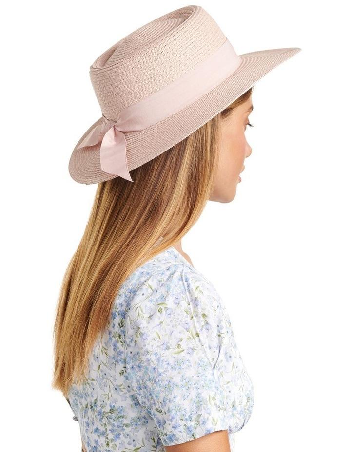 Gemma Boater Hat image 3