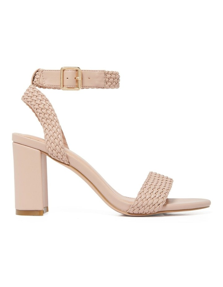 Naomi Weave Block Heels image 1