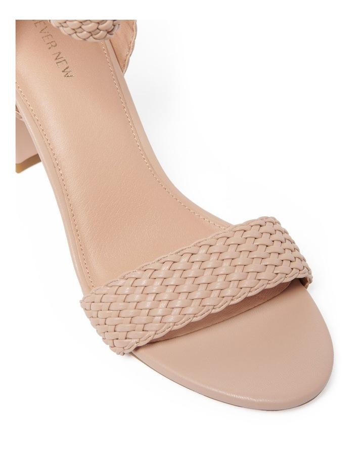 Naomi Weave Block Heels image 2