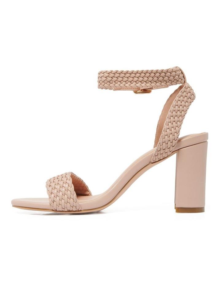 Naomi Weave Block Heels image 3