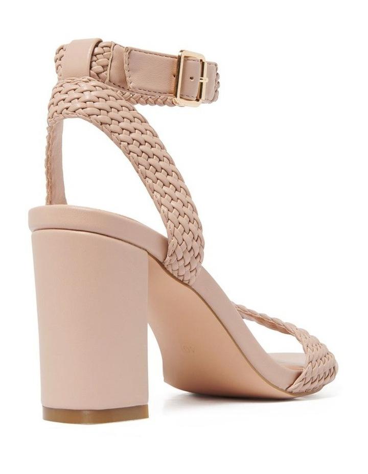 Naomi Weave Block Heels image 4