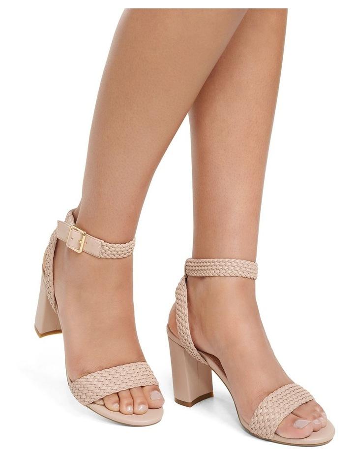 Naomi Weave Block Heels image 5