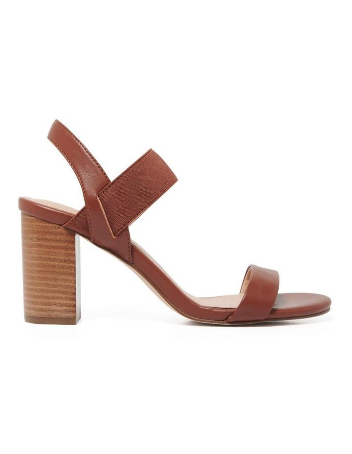 Gemma Elastic Block Heels image 1