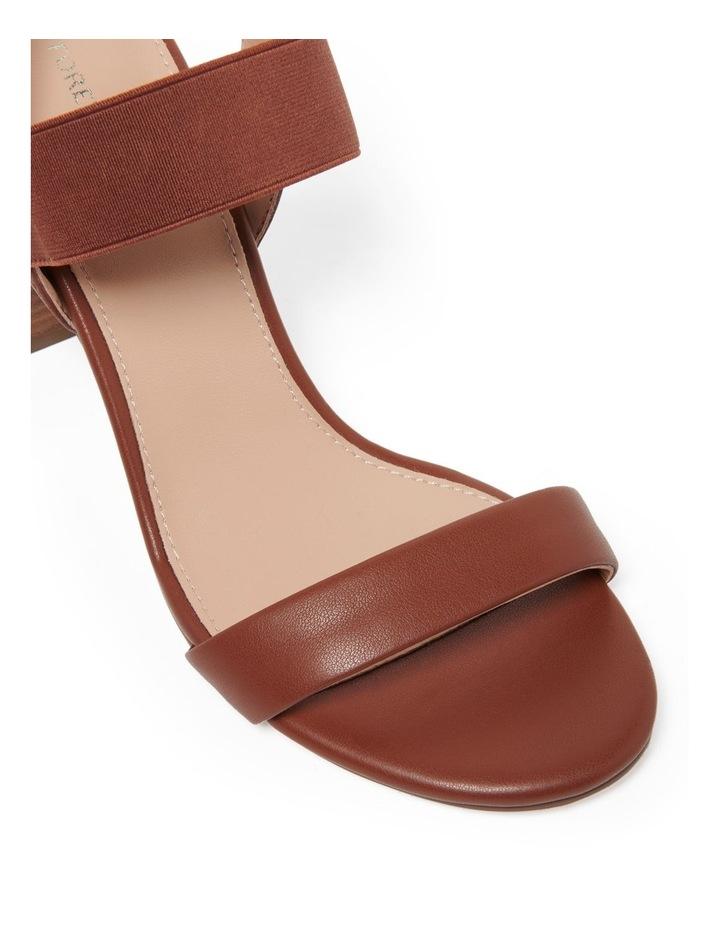 Gemma Elastic Block Heels image 2