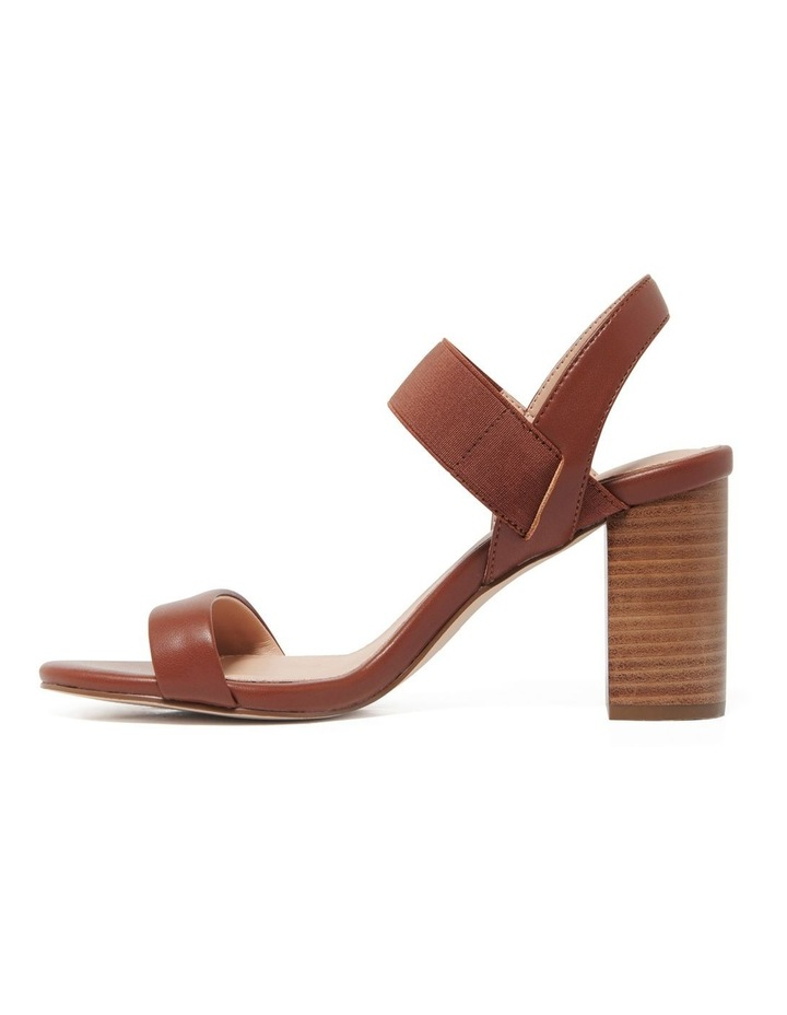 Gemma Elastic Block Heels image 3
