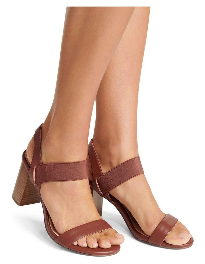 Gemma Elastic Block Heels image 5
