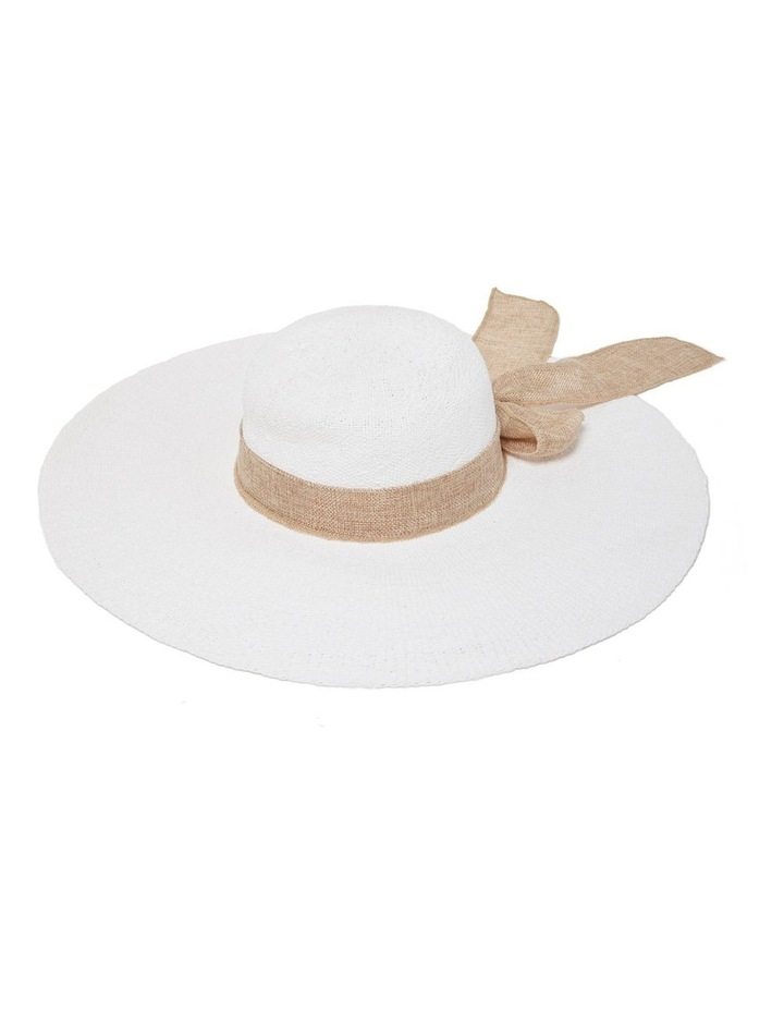 Estelle Floppy Bow Hat image 1