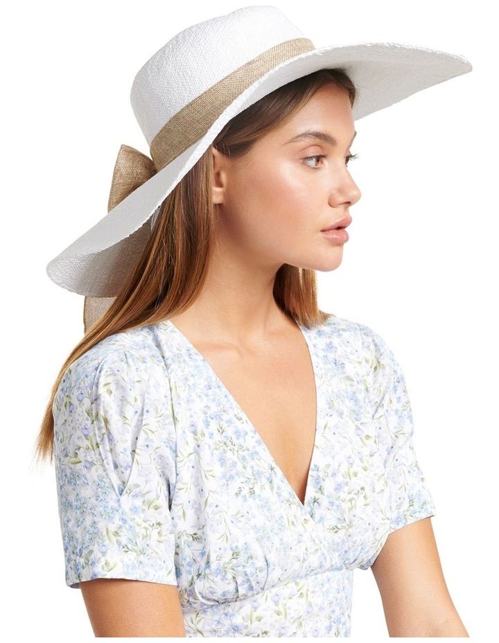 Estelle Floppy Bow Hat image 2