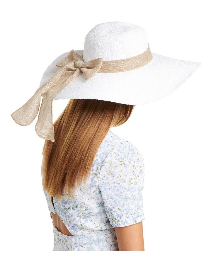 Estelle Floppy Bow Hat image 3