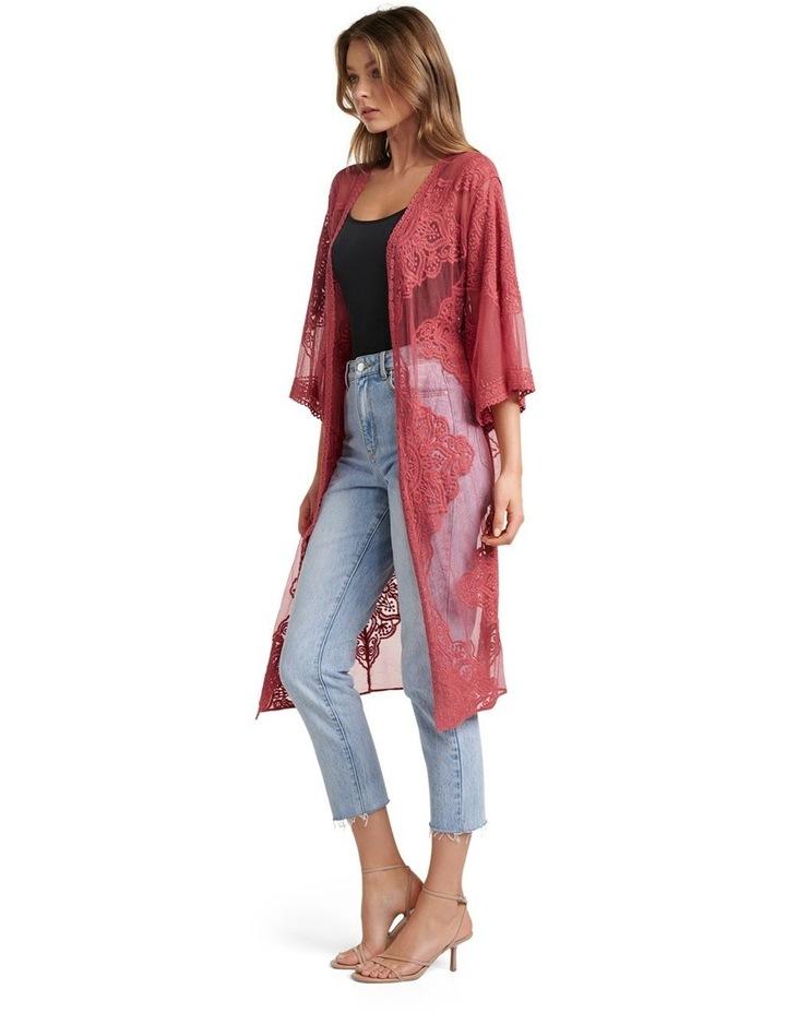 Lisa Lace Kimono image 2