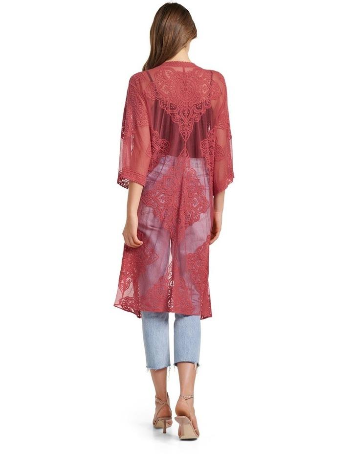Lisa Lace Kimono image 3