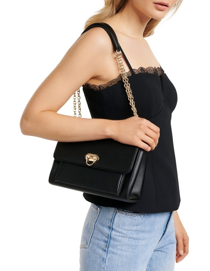Angela Flip Lock Shoulder Bag image 4