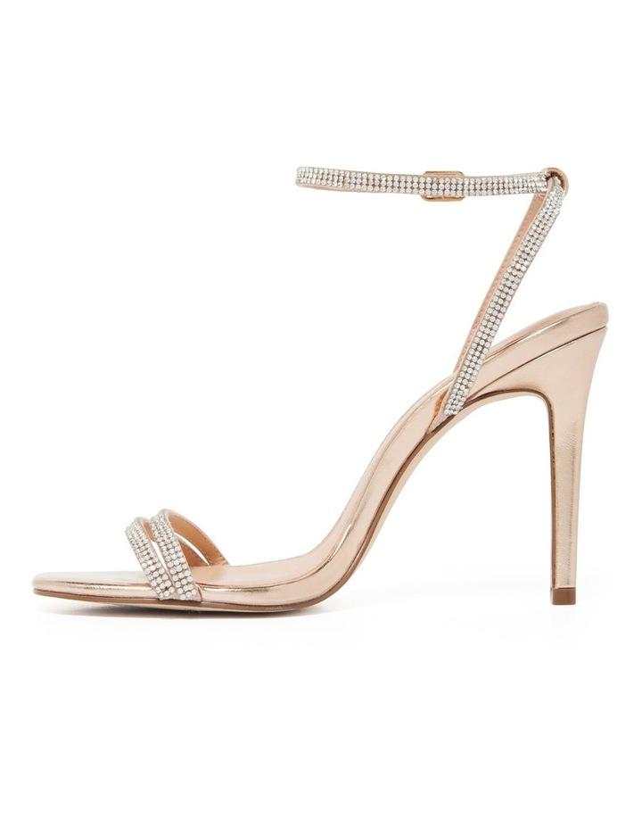 Anna Diamante Strap Heels image 1