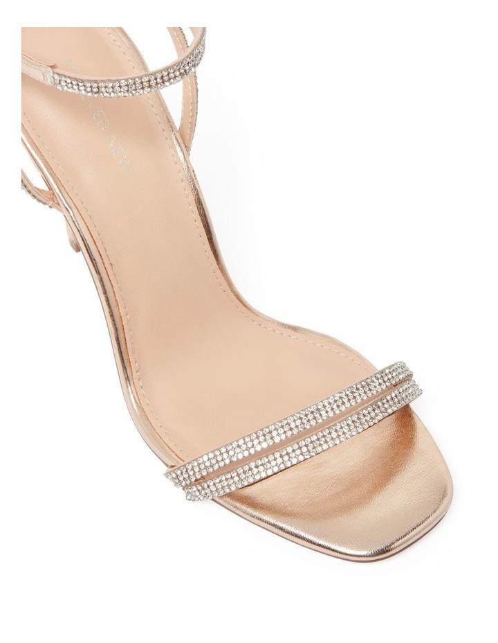 Anna Diamante Strap Heels image 2