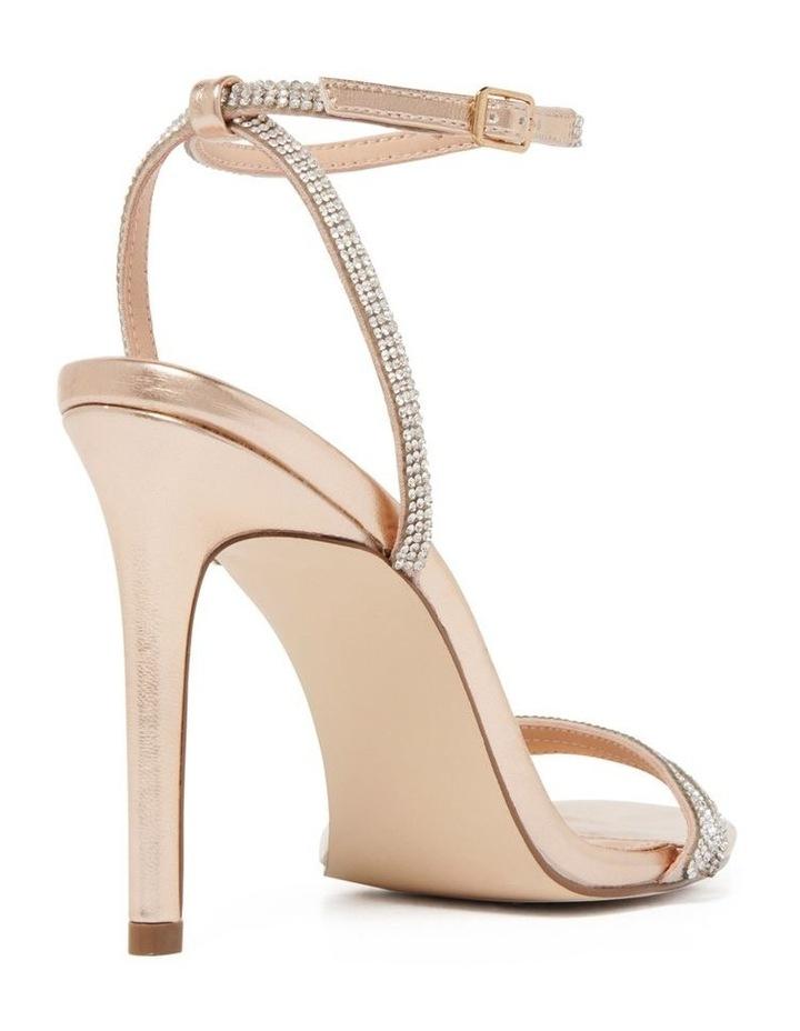 Anna Diamante Strap Heels image 3
